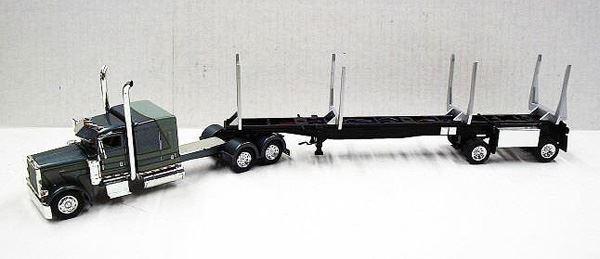 Tonkin 1 53 53 53 Escala Modelo Peterbilt 389   BN   56024 9074c2