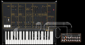 Korg-Arp-Odyssey-Fsq-Rev2-Analog-Synth-Neu-Detroit-Modular