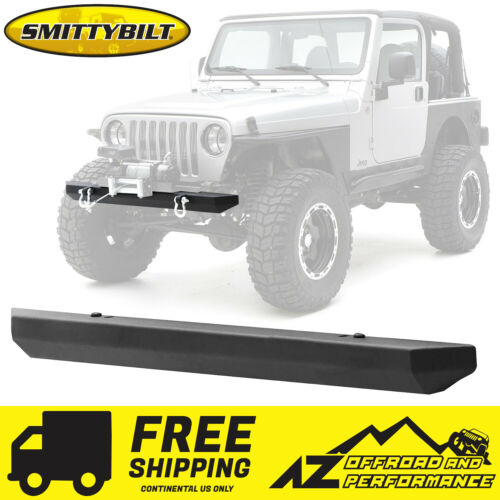 Smittybilt SRC Classic Front Bumper For 87-06 Jeep Wrangler YJ TJ LJ 76740
