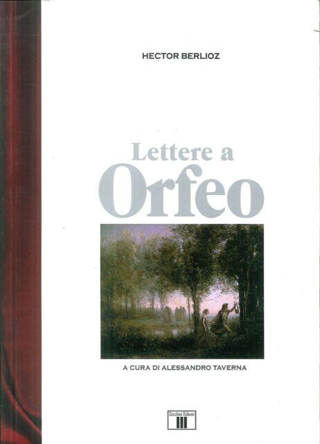 Lettere a Orfeo - [Zecchini]