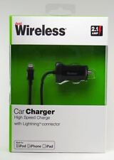 Apple Certified Lightning Car Charger - 2.1 Amp - For iPhone 6S Plus 6S 6plus