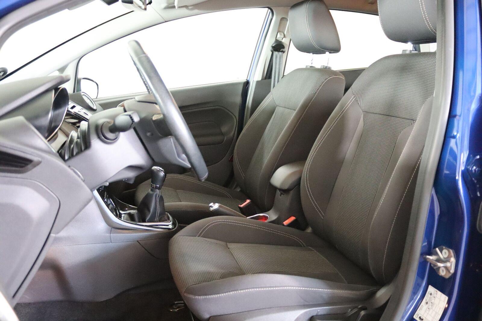 Ford Fiesta 1,0 SCTi 100 Titanium - billede 4