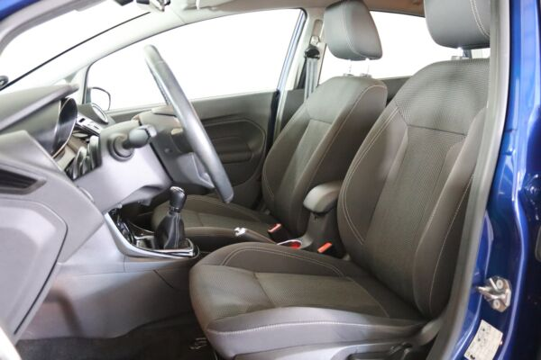 Ford Fiesta 1,0 SCTi 100 Titanium billede 4