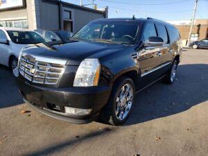 2013 Cadillac Escalade Luxury*NAV*REAR CAM*DVD*AC SEATS*