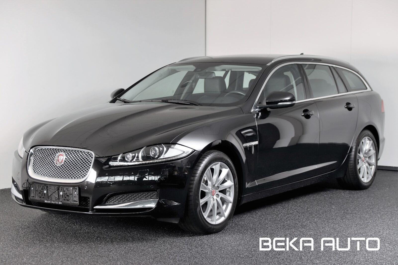 Jaguar XF 2,2 D S Luxury SB aut. 5d - 4.500 kr.