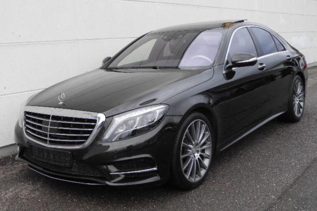 Mercedes S500 4,7 aut. 4d - 6.406 kr.