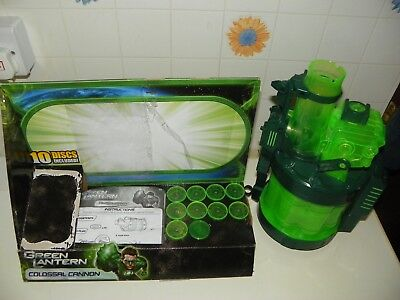 Green Lantern Colossal Cannon Blaster