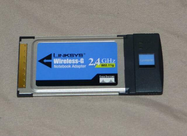 LINKSYS WPC54G ADAPTER WINDOWS 7 DRIVER