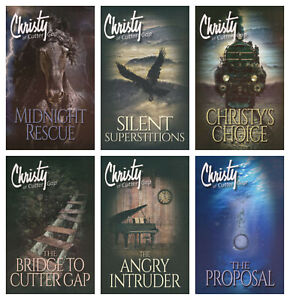 NEW-Christy-of-Cutter-Gap-Set-of-6-Volumes-Catherine-Marshall-Bridge-To-Choice