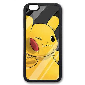 Coque-BUMPER-Silicone-IPHONE-SAMSUNG-Pokemon-GO-team-PIKACHU-2-CASE-TPU-cadeaux