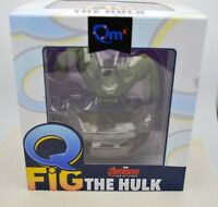 The Hulk Qmx Q Fig; Marvel Avengers Age Of Ultron; Loot Crate Exclusive May 2016