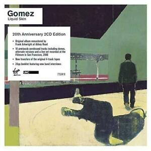 Gomez-Liquid-Skin-20th-Anniversary-Edition-NEW-2CD
