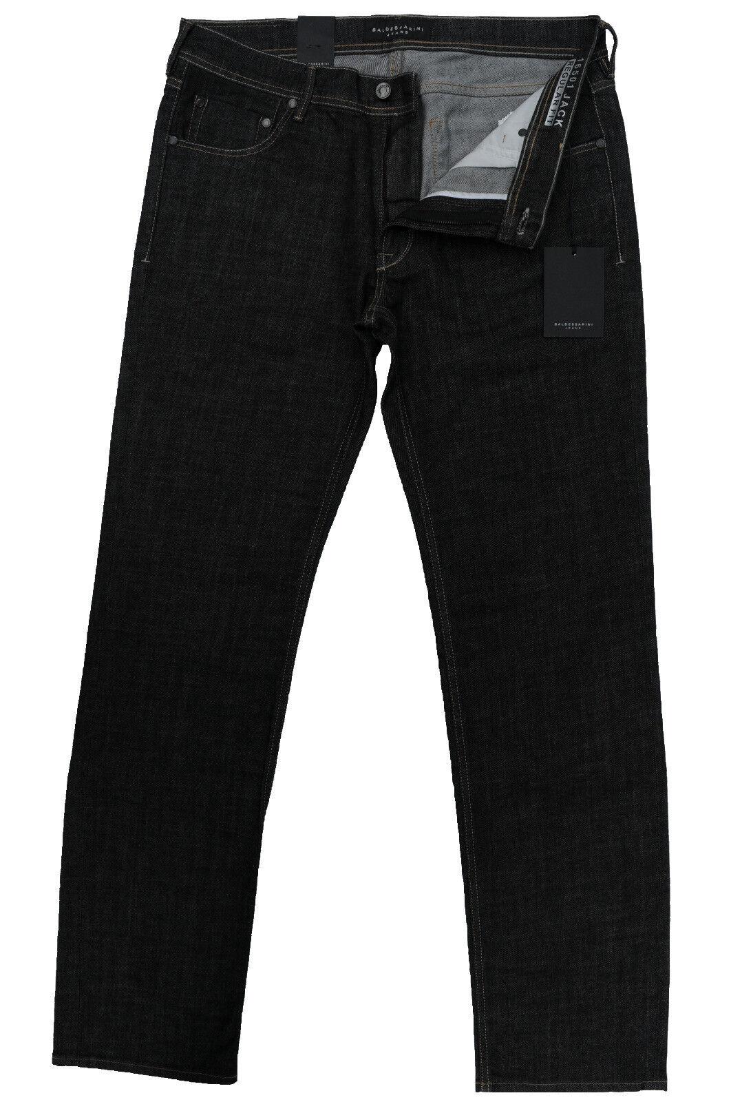 651d3119b8d896 Nuovi JEANS Baldessarini Jack 38 36 Nero Pantaloni Pantaloni Pantaloni  Regular Fit 6a9b3c