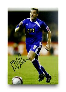 Neil-Harris-Hand-Signed-6x4-Photo-Millwall-Genuine-Autograph-Memorabilia-COA
