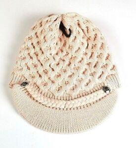 ec5d064da58 Calvin Klein Woman s Winter Hat Honeycomb Cable Knit Beanie MSRP  38 ...