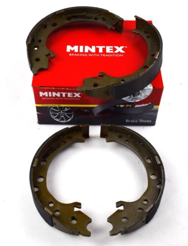Real Image de partie Mintex Arrière Frein De Stationnement Chaussures Set pour Honda CR-V MFR654