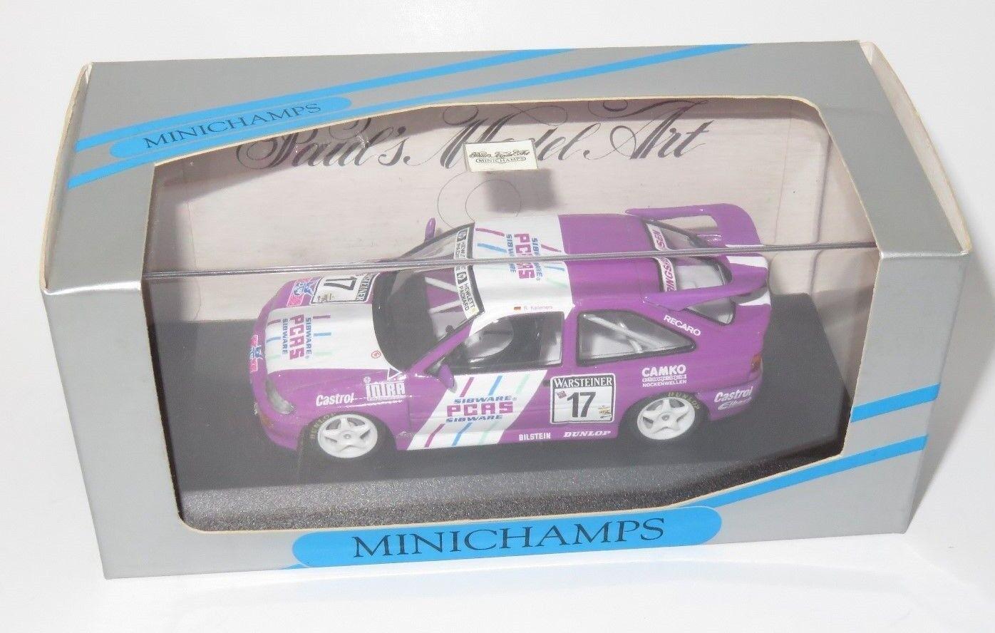 1 43 Ford Escort Cosworth ADAC GT CUP 1993 R. Kelleners