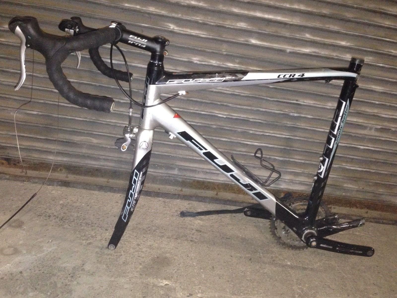 Fuji CCR 4 Carbon Fiber FC-770 Cane Creek Vero FSA Shimono Sora Bicycle Bike