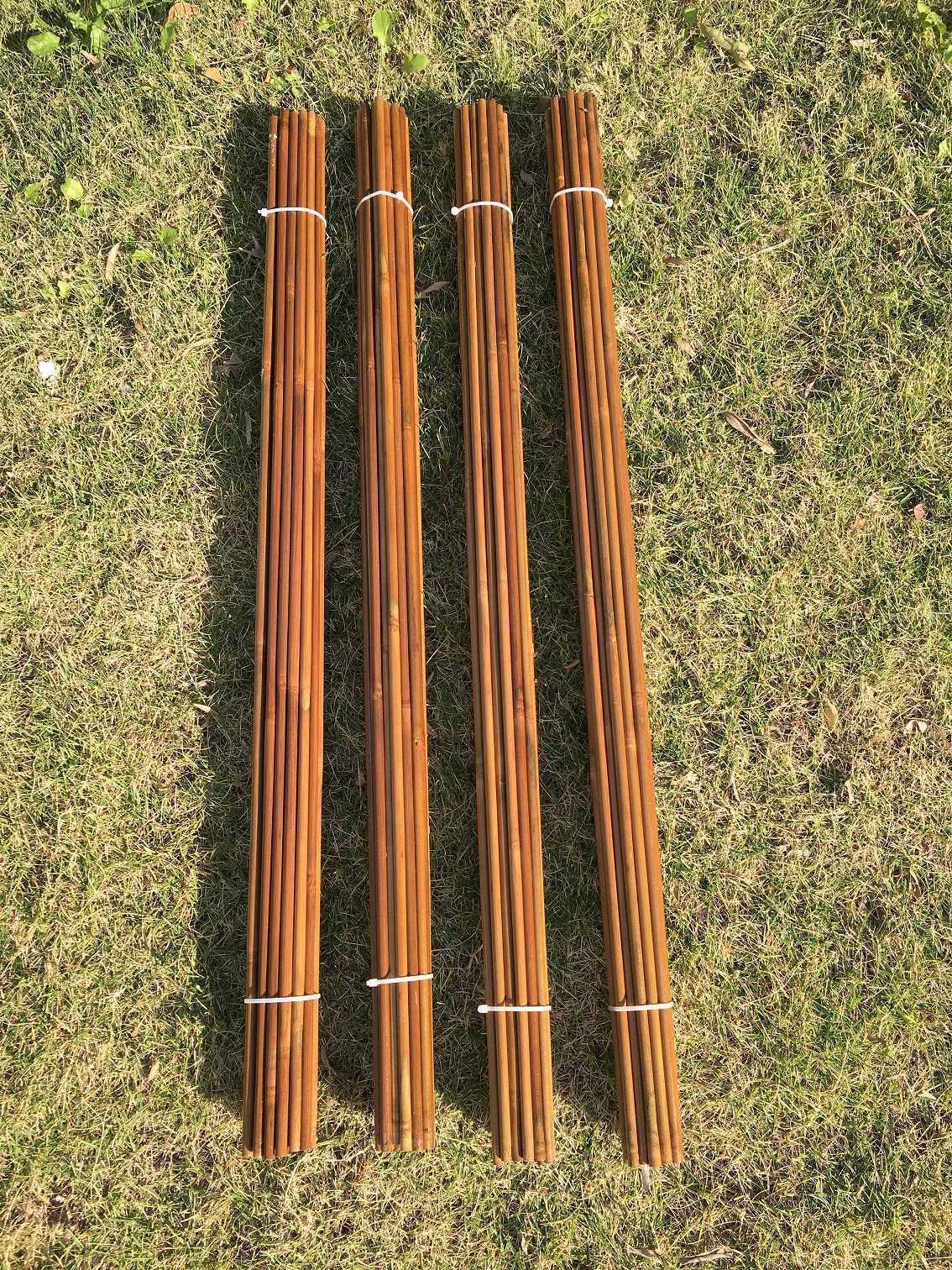 100pcs NewTonkin Bamboo arrow shaft  handmade 55-60 (100cm) only shafts