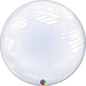 Emballe-Cadeaux-Transparent-Deco-Ballon-Bulle-Helium-Decoration-pour-Fete