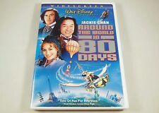 Around the World in 80 Days DVD Jackie Chan, Steve Coogan, Cécile de France