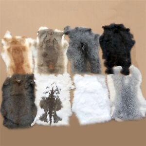 5-Natural-Real-Fur-Rabbit-Skin-Tanned-Pelts-Hide-for-Animal-Leather-crafts-Dummy