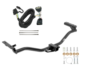 details about trailer tow hitch for 11 19 ford explorer w wiring harness kit plug \u0026 play new Ford Explorer Heated Seats