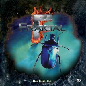 FRAKTAL-DER-LEISE-TOD-FOLGE-8-CD-NEW-LERF-PETER
