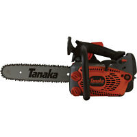 Tanaka Chainsaw 32cc 12'' Bar & Chain Tcs33edtp-12 on sale
