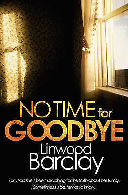 1 of 1 - No Time For Goodbye, 0752888609, New Book