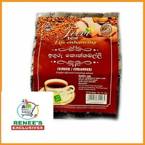 Ceylon-Ginger-amp-Coriander-Herbal-Tea-Viral-Fever-Body-Pain-Cold-amp-Flu-amp-Immun