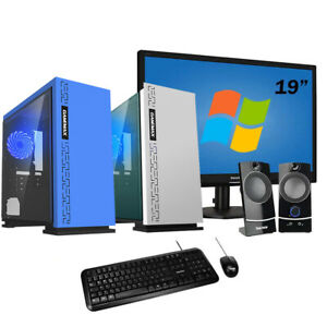 Pc-desktop-Completo-Amd-QuadCore-Ram-8gb-Ssd-240-Gb-Monitor-19-034-Windows-10