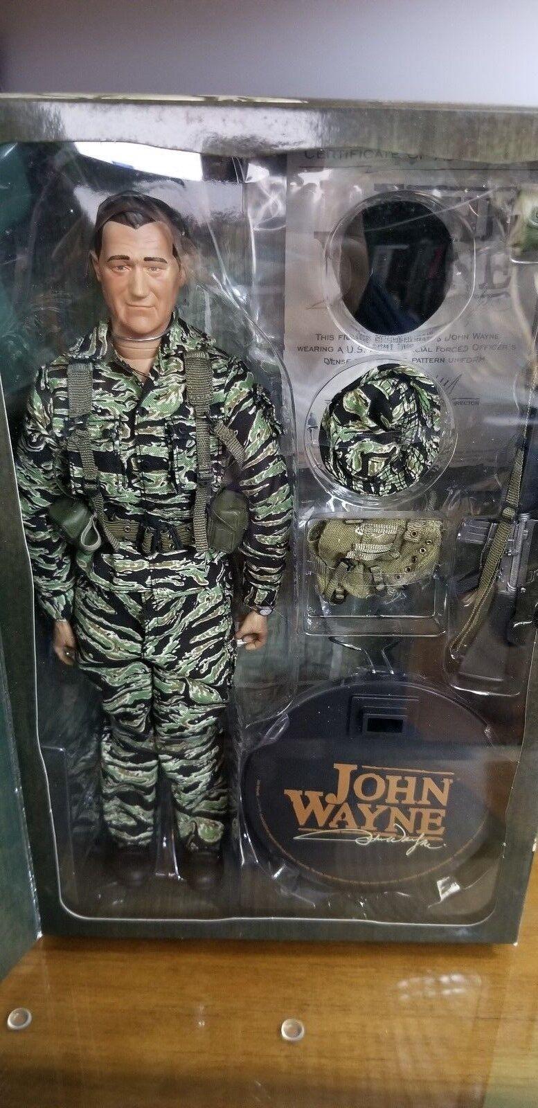 ... john - wayne - armee sondereinheiten seltenen tiger stripe camouflage - geschenk