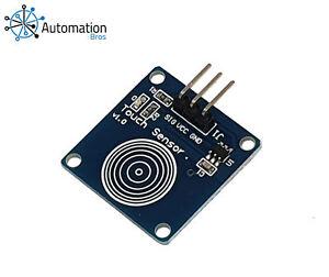 Capacitive-Touch-Sensor-for-Arduino