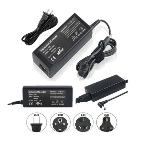 65W 18.5V 3.5A AC Adapter for HP N17908 Laptop Charger Power Supply Cord
