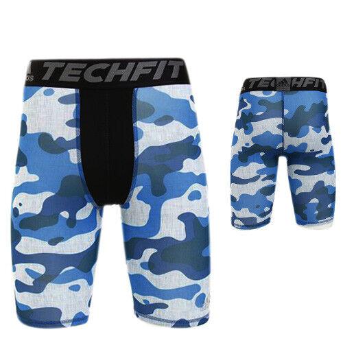 Adidas Techfit TF Base Mens Compression Training Short Tights AJ5045 DD45
