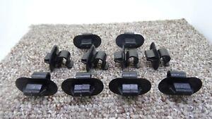 Bonnet Rod Support Plastic Clip Gripper Hook Prop Holder 10x OPEL Hood