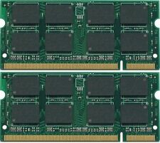 4GB 2X2GB 200PIN PC2-5300 667MHz Memory for Acer Aspire 9300