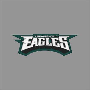 Philadelphia Eagles #3 NFL Team Logo Vinyl Decal Sticker Car Window Wall