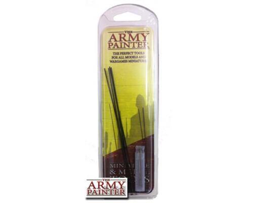 Blister di Punte di Ricambio e Punzoni per Trapano a Mano Army Painter