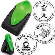 STEMPEL - Reiki Stempel TRODAT Mobile 9430, Reiki-Lehrer, 5 Motive zur Wahl