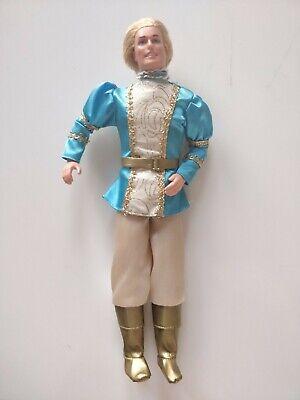 1986 Mattel Il Principe Azzurro Bambola Parlante-mostra Il Titolo Originale Le Merci Di Ogni Descrizione Sono Disponibili