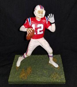 sports shoes 2c344 e02ba Details about McFarlane NFL Elite Club TOM BRADY Retro Patriots Loose 3PK  QB Exclusive Figure