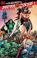 Justice League vs Suicide Squad 1 BART SEARS WONDER WOMAN, HARLEY QUINN LTD 1250