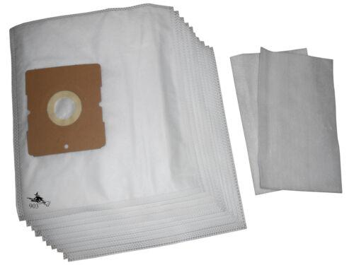 160 EL 20 Vlies Filtertüten passend für Fakir Nilco Prestige TS 700