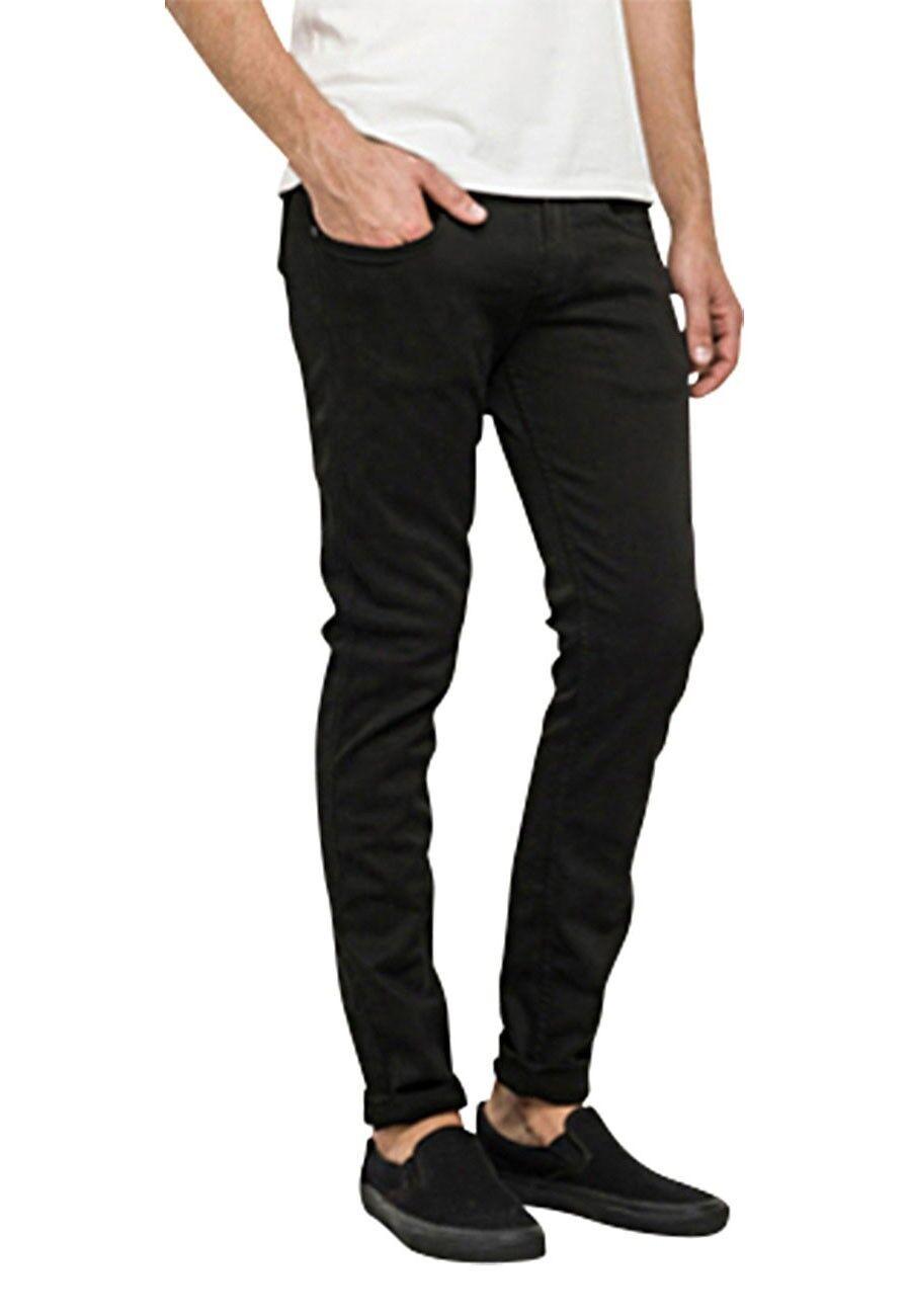 Replay Herren Jeans Anbass - Slim Fit - Schwarz - - - schwarz 99dbe2
