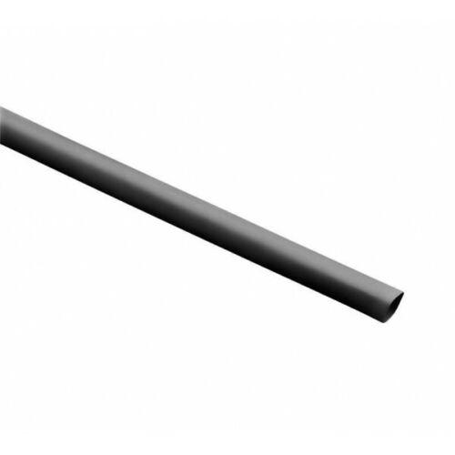 1m Schrumpfschlauch 5//2,5mm Schrumpfschläuche Schwarz ZS-5 XBS