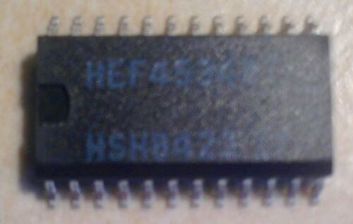NOS SMD Phillips HEF4534BT 4534 Real Time 5 Decade Counter
