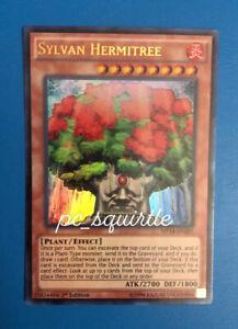Yugioh Sylvan Hermitree MP14-EN201 1ST ED Ultra Rare