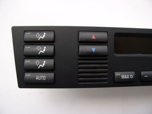 BMW X5 E53 OEM A//C AIR CONDITIONING HEATER CLIMATE CONTROL UNIT MAX p//n 6972163
